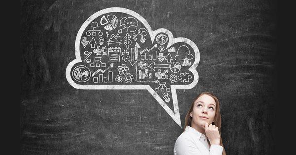 Blog: woman thinking