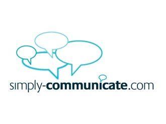 Simply communicate logo