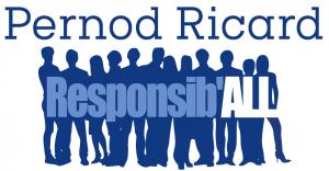 Pernod Ricard ResponsibALL logo