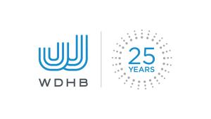 WDHB logo